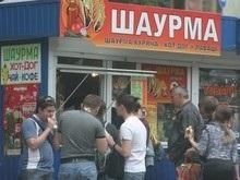 Санэпидемстанция Киева запретит продажу шаурмы и хот-догов в киосках