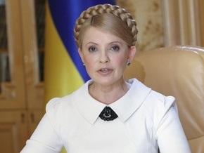 Тимошенко сегодня выступит с обращением к народу