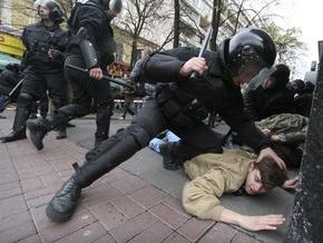 Все задержанные во время Марша УПА в Киеве вышли на свободу