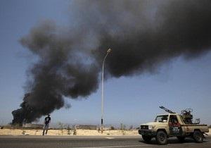 Войска НПС начали атаку на ливийский Сирт