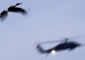 В США разбился медицинский вертолет: есть жертвы