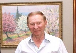 Кучма попросил отпустить его в Израиль