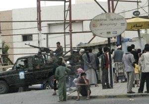 Перемирие между властями и оппозицией в Йемене продлилось меньше суток