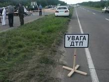В ДТП в Николаевской области пострадали пятеро немецких детей