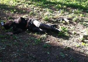 Спецоперация в Одессе: силовики выпустили более 7 тысяч пуль разного калибра