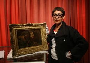 100 шедевров живописи. В Киеве открылась уникальная выставка