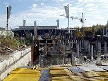В Киеве откроется экспозиция макетов реконструкции НСК Олимпийский