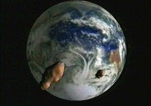 Россия ведет разработку системы уничтожения астероидов при помощи ядерного оружия