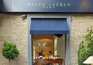 В Киеве открылась галерея всемирно известного бренда Ralph Lauren Home