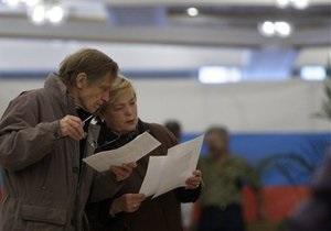 В России пользователи портала Веб-выборы 2012 проверят каждый избирательный участок