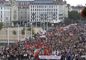 Профсоюзы Франции проведут новые общенациональные акции протеста