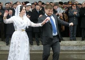 Кадыров выразил обеспокоенность ранними браками среди чеченцев