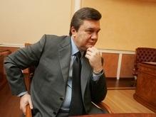Янукович отправил письма лидерам фракций