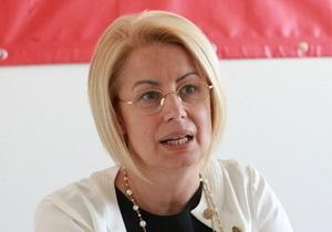 Герман обвинила Тимошенко в дестабилизации ситуации в Украине
