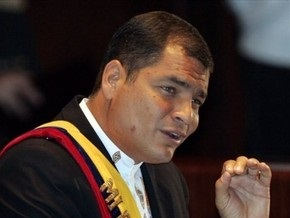 Президент Эквадора: Высланный американский дипломат был агентом ЦРУ