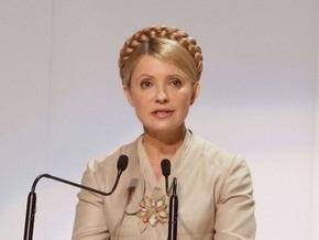 Тимошенко: Россия не будет применять санкции за недобор газа Украиной