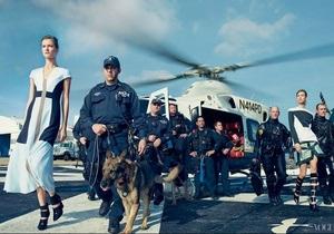 Энни Лейбовиц устроила ураган в Vogue
