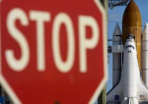 Запуск шаттла Discovery будет осуществлен не ранее 3 декабря