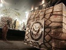 В Грузию доставлена гуманитарная помощь из США и Украины