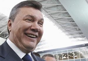 Янукович одобрил бюджет Украины на 2013 год
