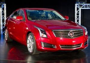 Автомобилем года в США признали Cadillac ATS