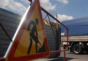 В Голосеевском районе столицы построят новые дороги