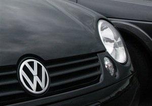 Volkswagen отзывает почти 170 тысяч машин из-за возможных утечек топлива