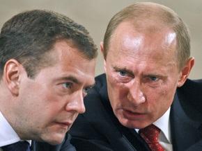 Опрос: Украинцам импонируют Медведев, Путин и Обама