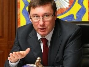 Луценко: Уровень коррупции в ГАИ снизился
