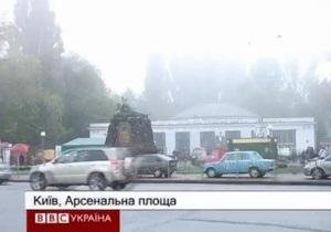 Агітнамети в Києві: за гроші чи за ідею?