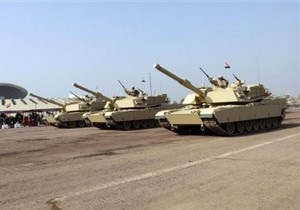 Ирак закупит у США оружия на 26 миллиардов долларов