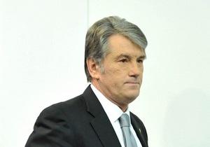Ющенко: Спасибо тем, кто ненавидел Майдан