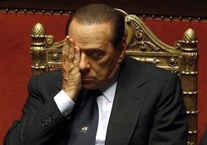 Берлускони пообещал сделать бюджет Италии бездефицитным