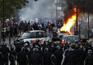 Фотогалерея: Anarchy in the UK. В Лондоне вспыхнули крупнейшие за последние десятилетия погромы