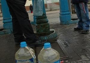 В Киеве отремонтировали полсотни бюветов