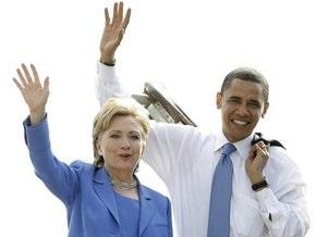 СМИ: Обама в ближайшие дни назначит Хиллари Клинтон Госсекретарем США