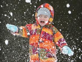 Украинские синоптики ждут первого снега в понедельник