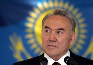 Бессменный лидер Казахстана обвинил кланы в нежелании делиться недрами