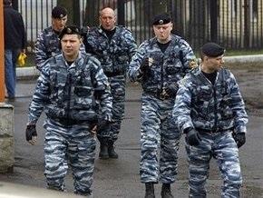 В московском ресторане задержали четырех воров в законе