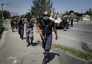 Спецслужбы Кыргызстана провели зачистку в населенном узбеками селе: двое погибших, 17 пострадавших