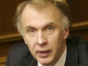 Верховная Рада уволила министра иностранных дел