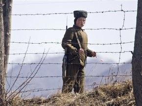 Гражданин Южной Кореи бежал в КНДР