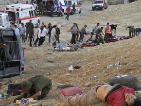 Среди погибших в аварии в Израиле есть украинка