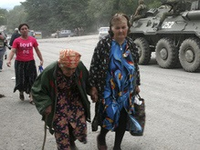 За сутки в Цхинвали вернулись 389 беженцев