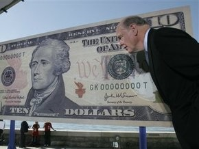 Доллар на межбанке продают по 8,1-8,185 гривен