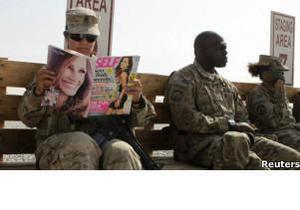 Би-би-си: Слабый пол в боевых частях -  кастрация армии США ?