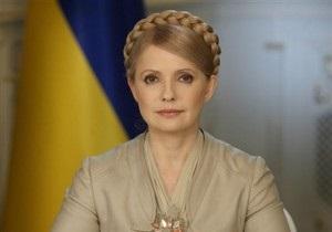 Тимошенко обнародовала документы о фальсификациях на выборах президента
