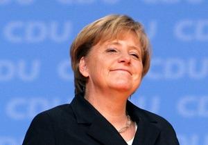 Меркель переизбрали лидером ХДС
