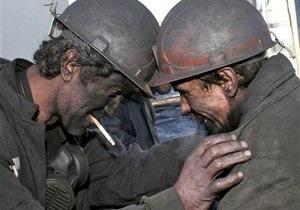 Новости Луганской области - шахта - В Луганской области спасен шахтер, который находился под завалом