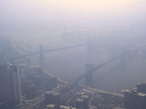 Над Землей начал сгущаться  мировой туман